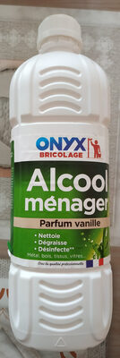 Alcool ménager parfum VANILLE!! - Produit - fr