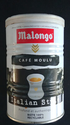 cafe moulu italian style - Product