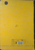 Cahier petits carreaux 192 pages - Product - en