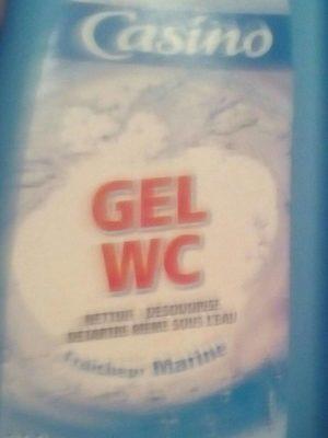 Gel Wc Fraicheur marine - Product