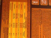 Pochettes a rotir - Ingredients - fr