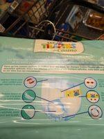 Les Tilapins Couches Nouveau Nés Taille 1 - 2 a 5KG - 27 Couches - Ingredients - fr