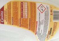 Savon de marseille*(lessive) - Ingredients