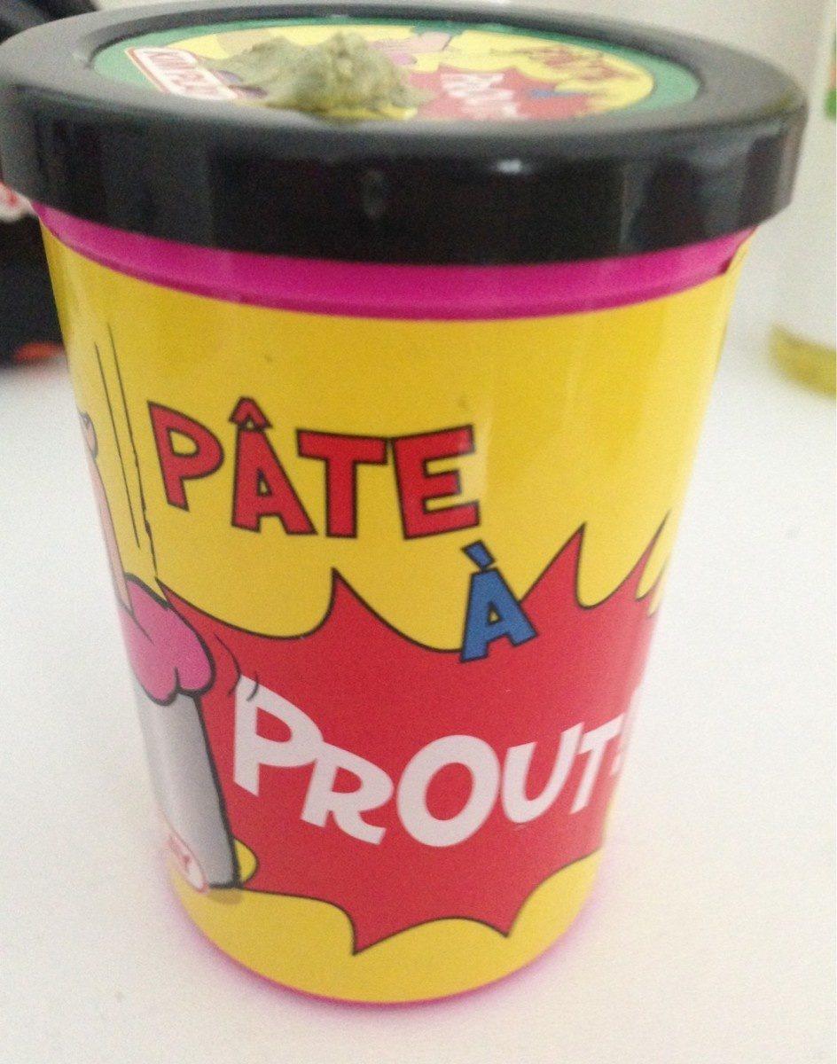 Pâte à Prout - Produit