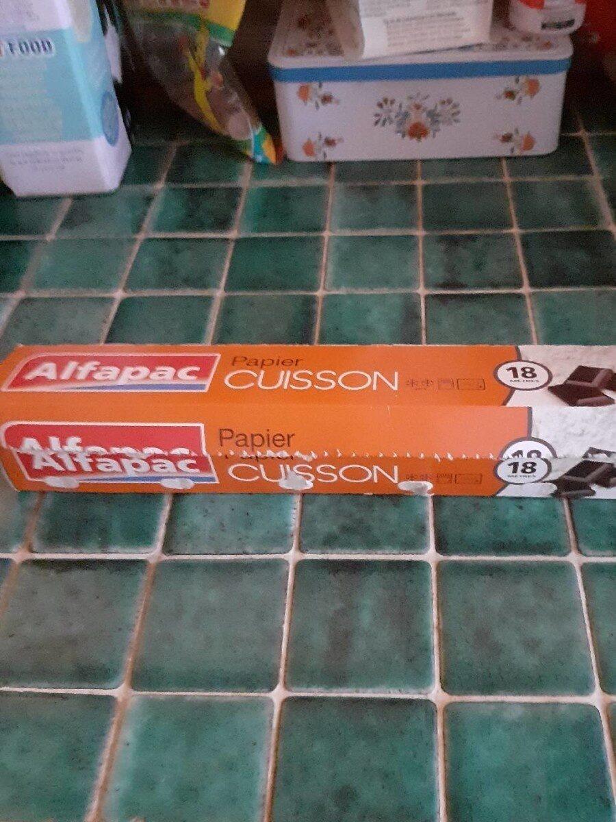 Papier Cuisson Alfapac 18 Mètres - Lot De - Product - fr