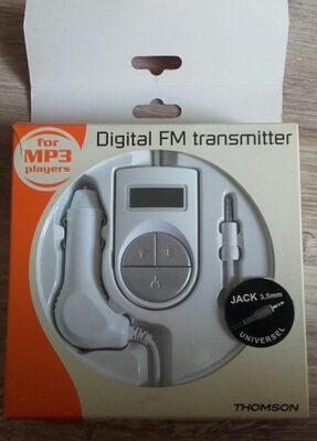 Transmetteur FM numérique - Product