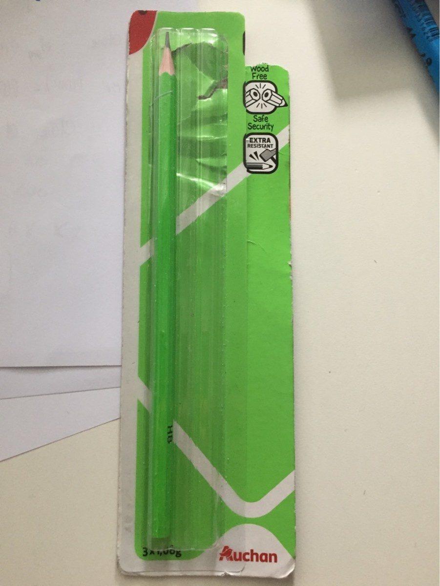 Crayon de papier sans gluten - Produit
