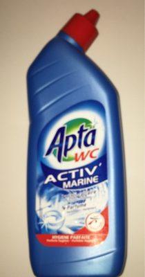 Apta Gel wc Activ Marine - Produit
