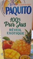 JUS DE FRUITS - Product