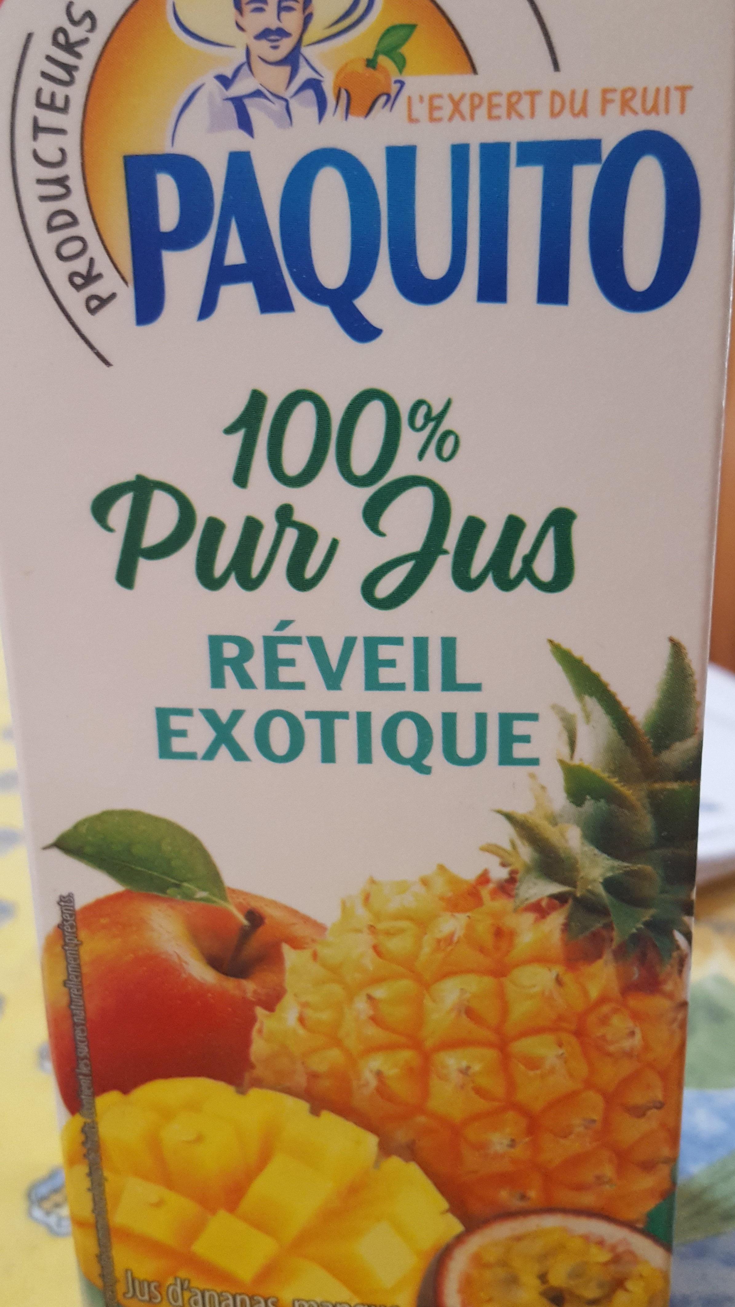 JUS DE FRUITS - Produit - fr