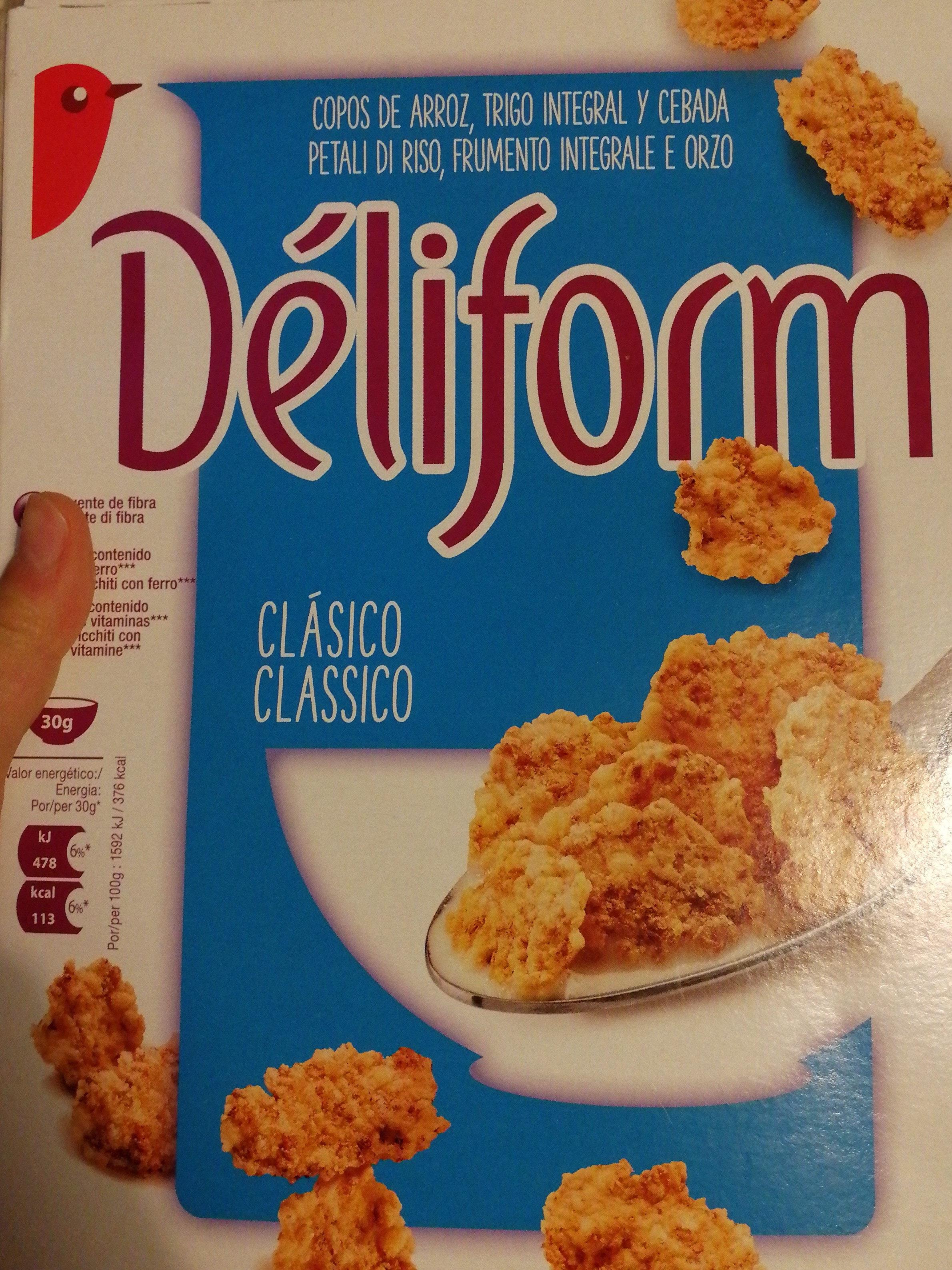 deliform auchan - Produit