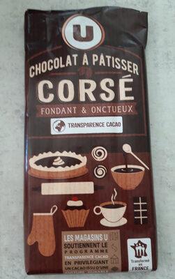 chocolat à pâtisser  CORSÉ - Product