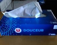 U douceur 110 mouchoirs blanc - Produit