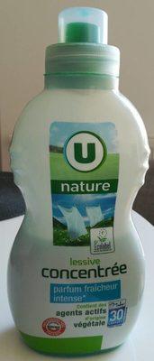 Nature lessive concentrée - Product