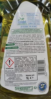 multimédia usage concentré - Ingredients