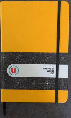 Cahier 14*21 cm - Product - fr