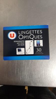lingettes optiques - Product - fr