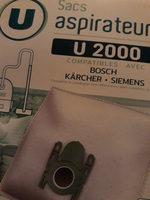 sacs aspirateurs - Product
