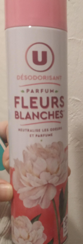 désodorisant parfum fleurs blanches - Product - fr
