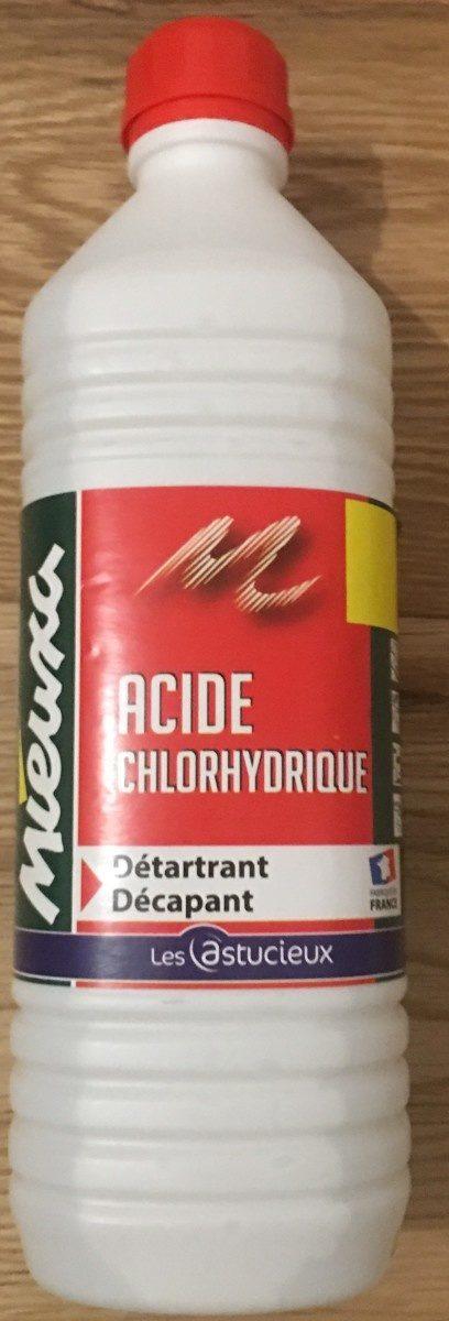 Acide Chlorydrique, - Product - fr