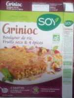 Grignioc - Produit - fr
