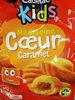 madeleine cœur caramel - Product