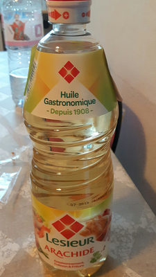 lesieur arachide - Product
