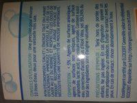 liquide vaisselle hypoallergénique - Ingredients