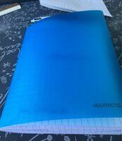 Majuscule Piqûre 96 Pages Couverture Polypropylène 17 x 22 - Product - fr