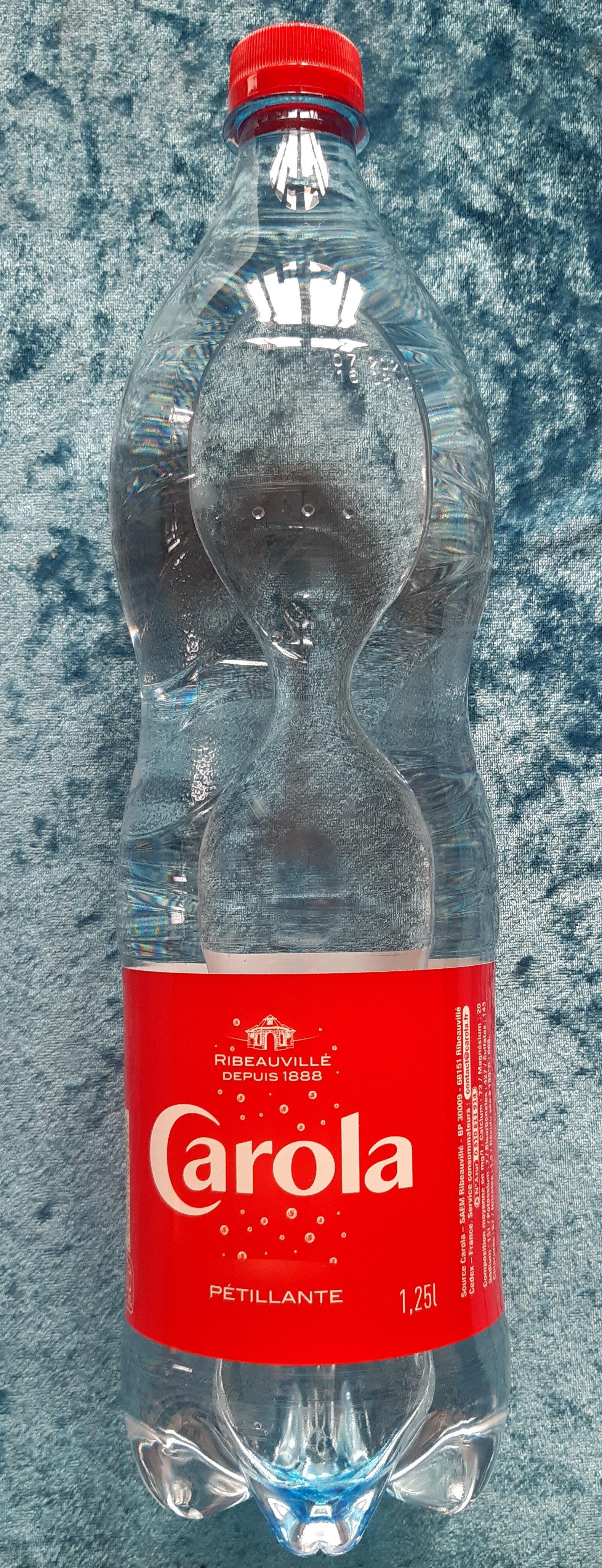 Carola pétillante - Product - fr