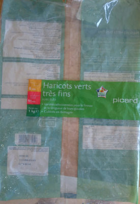 haricots verts tres fin - Product