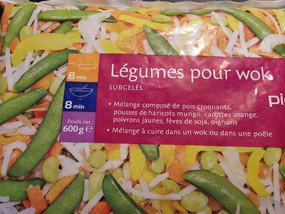 Légumes pour wok - Product