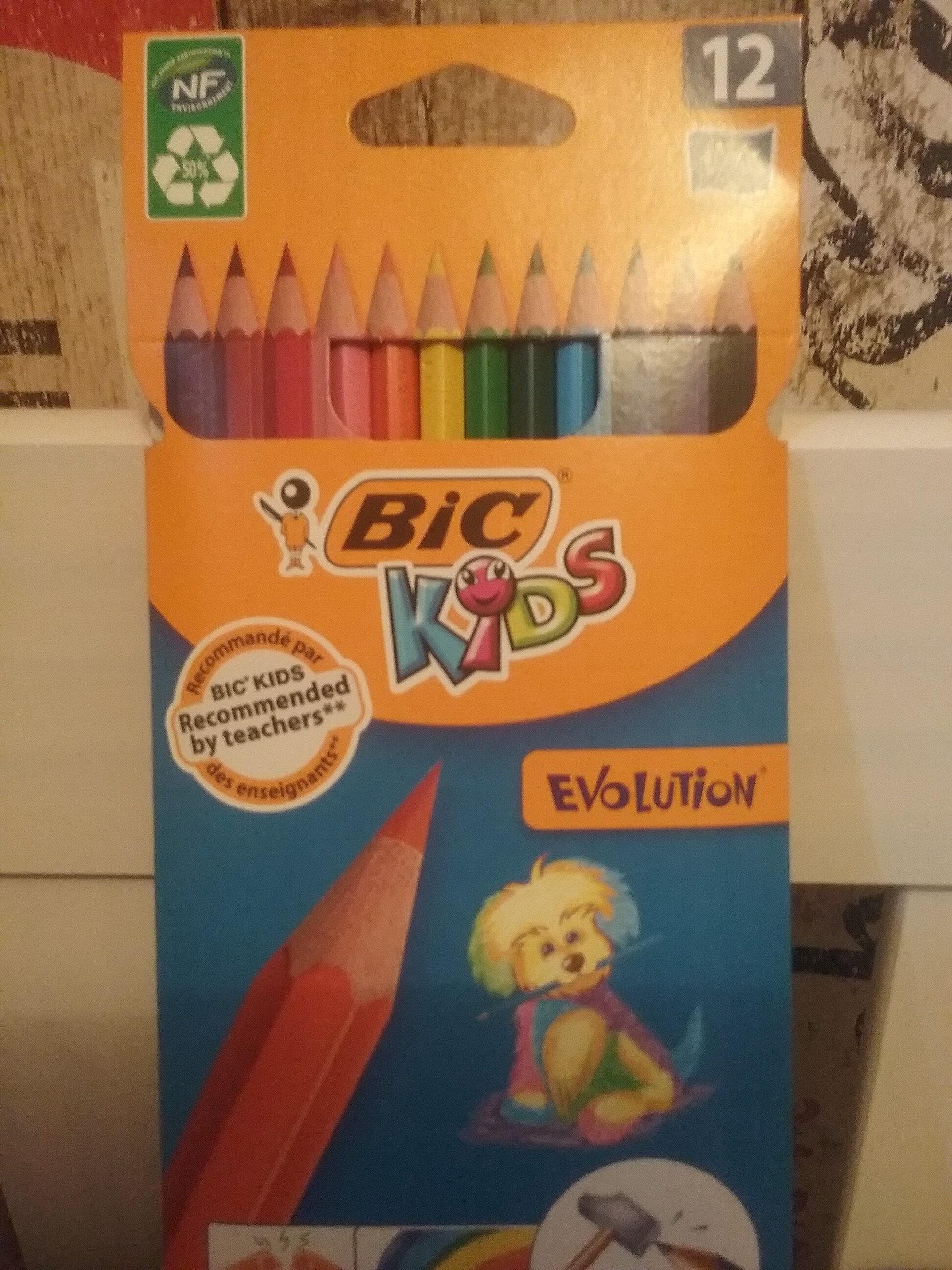 bic kids evolution - Product - en