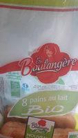 pain au lait Bio - Produit