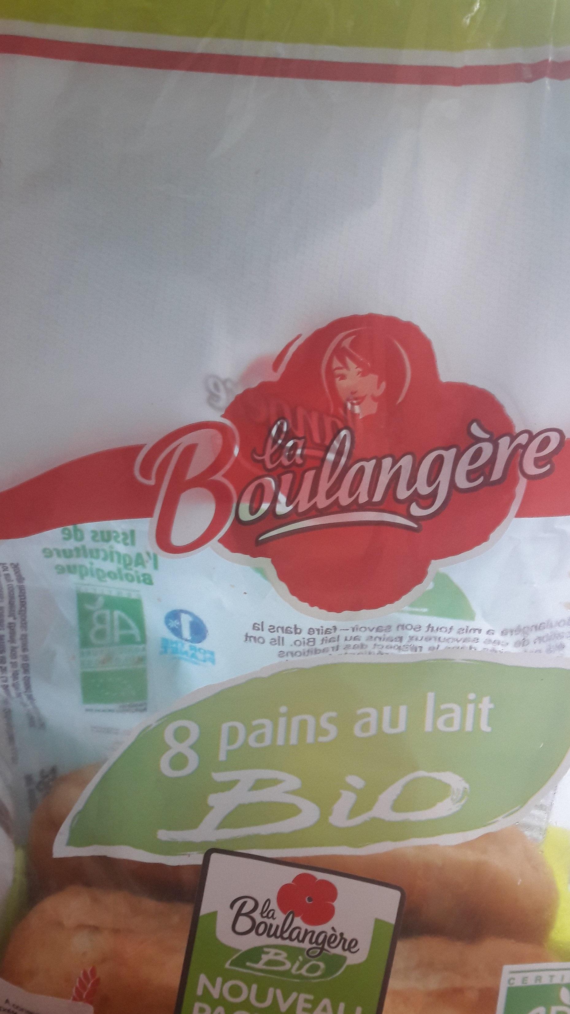 pain au lait Bio - Product - fr