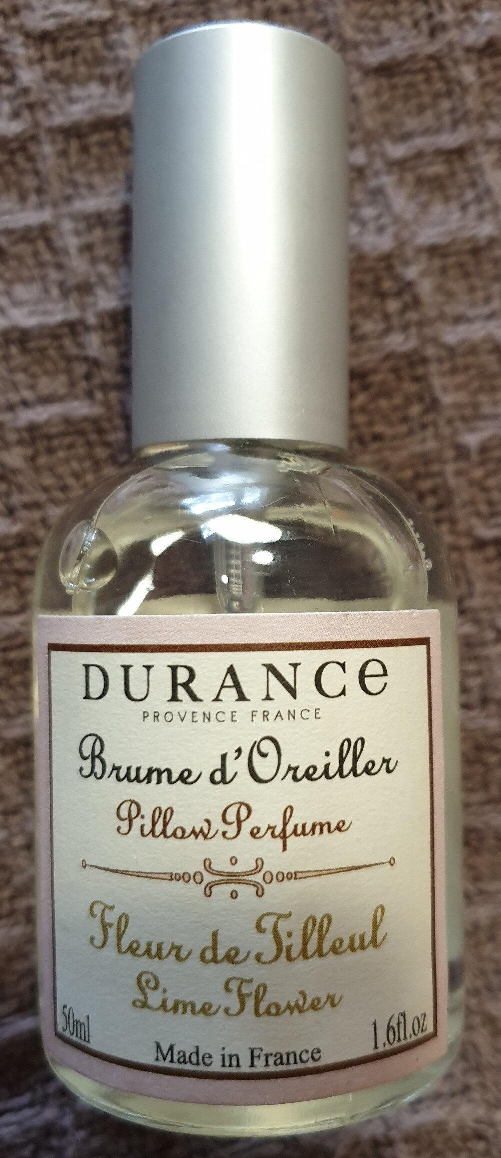 DURANCE BRUME D'OREILLER - Product