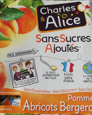 compote sans sucre ajoute - Product