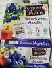 Compote sans sucres ajoutes - Product