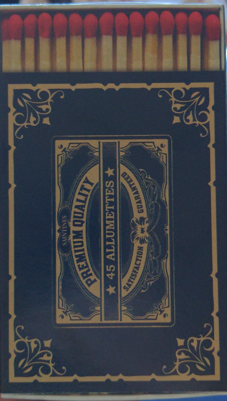 """Allumettes """"INSTANT SALON"""" - Produit - fr"""