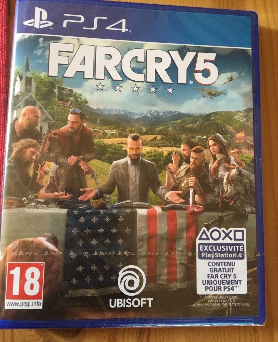 FARCRY 5 - Produit - fr