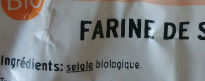 farine de seigle type 130 - Ingredients - en