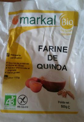 farine de quinoa - Product