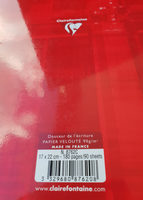 cahier 180 pages clairefontaine - Product