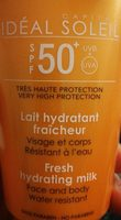 Vichy idéal soleil spf 50 - Produit