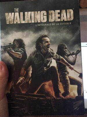 The Walking Dead Saison 8 - Product