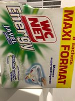 wc net énergy javel poudre - Product