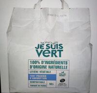 Litière végétale pour chats - Product - fr