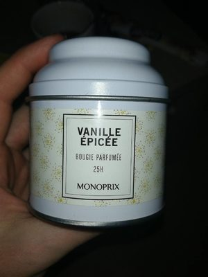 Vanille - Product - fr