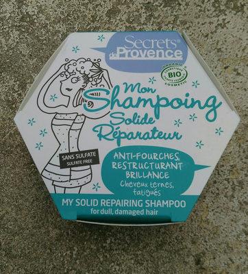Mon Shampoing Solide Réparateur - Product