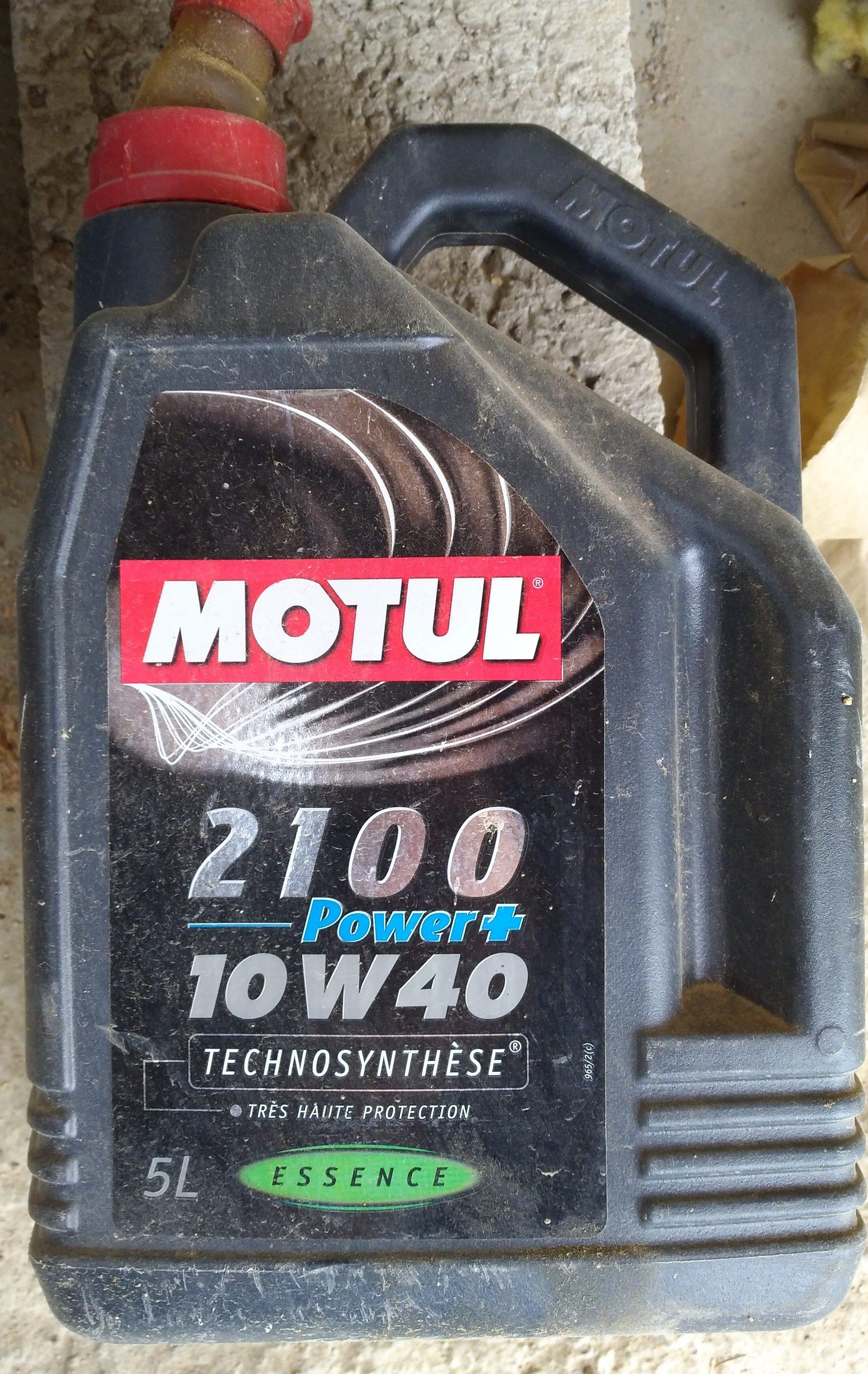 Motul 2100 Power+ - Product